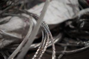 aluminium bekas
