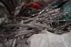 kawat aluminium